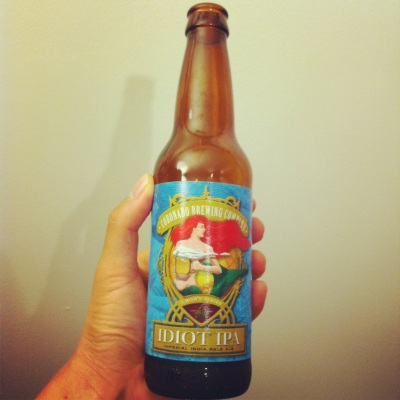 Coronado Brewing Company Idiot IPA