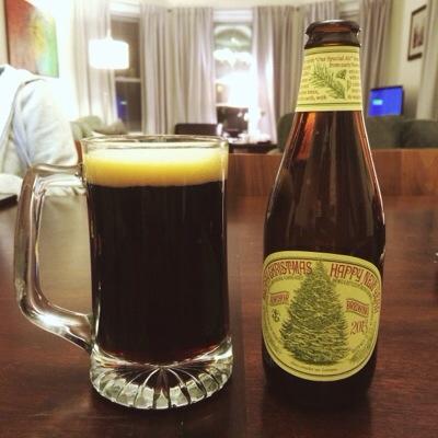 Anchor Steam Christmas Ale.Anchor Steam Christmas Ale 2013 Goodwilltasting