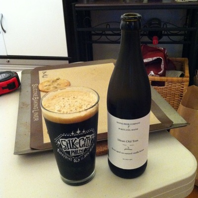 Maine Beer Company Mean Old Tom Stout