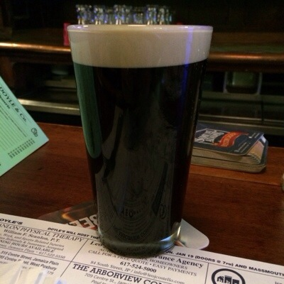 Sam Adams Nitro Stout